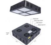 Painel de LED - GROW LIGHT - 245w - Bivolt