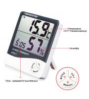 Termo Higrômetro Digital com Amplo Visor LCD