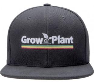 Boné GrowPlant - Preto - Reggae