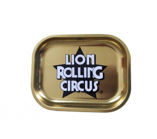 Bandeja Ouro Lion Rolling Circus