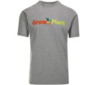 Camiseta GrowPlant Cinza