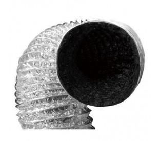 Duto de Ar com Interior preto anti-reflexivo
