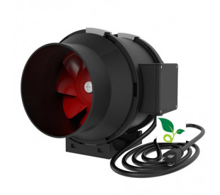 Exaustor Turbo Axial In-Line - 200mm - 127v