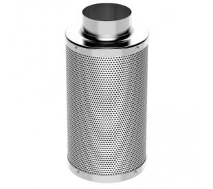 Filtro de Carvão Ativado + Carbono - 200mm - 100cm (8x39) - 1420m3