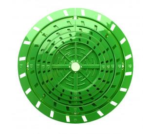 FloraFlex Round Matrix
