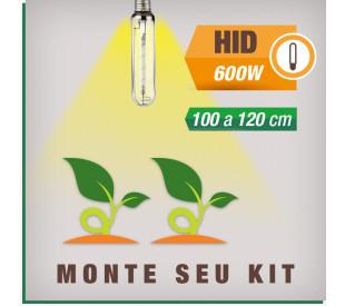 Kit Iluminação - 600 watts