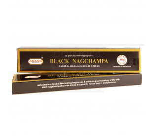 Incenso Black Nagchampa