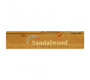 Incenso Nikhils SANDALWOOD