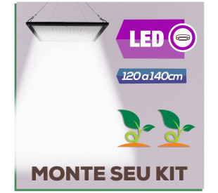 Kit LED - 120 a 140cm