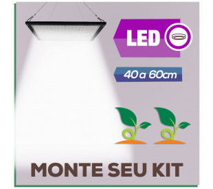 Kit LED - 40 a 60cm