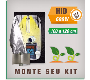 Kit Cultivo Completo - 600 watts