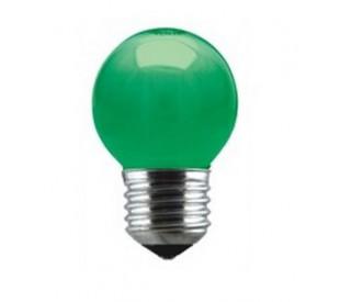 Lampada Verde Manutencao Noturna