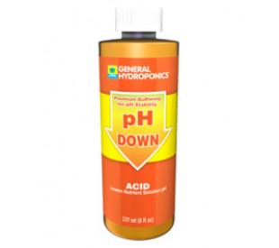 pH DOWN - 8oz (237ml)