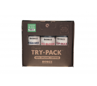 TRY-PACK Outdoor com TopMax