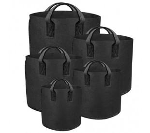 Vaso em Feltro - Master Pot - 25 Gallon (94,7 Litros) com ALÇAS