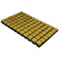 Lã de Rocha - Stone Wool Tray - 2,5 x 2,5 x 4 cm - 150 Células