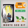 Kit Cultivo Completo 600w